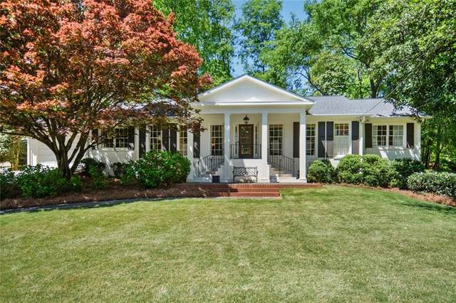3188 Verdun Drive NW, Atlanta, GA 30305 (MLS #6710257) :: The Zac Team @ RE/MAX Metro Atlanta