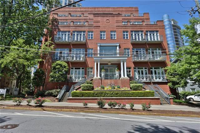 1058 Piedmont Avenue NE #301, Atlanta, GA 30309 (MLS #6710354) :: The Zac Team @ RE/MAX Metro Atlanta