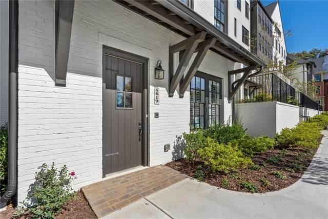 6619 Aria Boulevard #118, Sandy Springs, GA 30328 (MLS #6710513) :: Lakeshore Real Estate Inc.