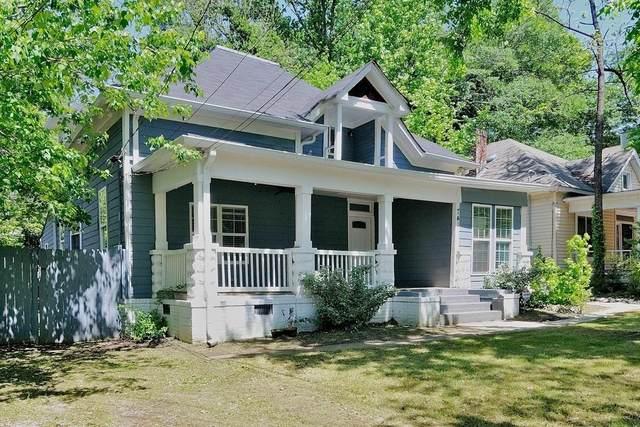 741 Dill Avenue SW, Atlanta, GA 30310 (MLS #6710559) :: North Atlanta Home Team