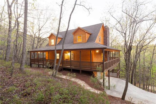 5260 Henderson Mountain Road, Jasper, GA 30143 (MLS #6710634) :: The Heyl Group at Keller Williams