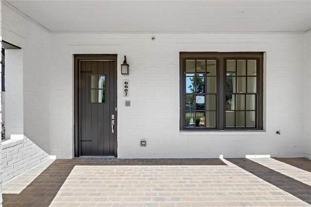 6607 Aria Boulevard #124, Sandy Springs, GA 30328 (MLS #6710656) :: Lakeshore Real Estate Inc.