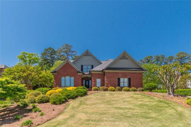 2295 Woodland Lake Walk, Snellville, GA 30078 (MLS #6710666) :: North Atlanta Home Team