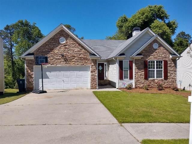 187 Berkley Drive, Villa Rica, GA 30180 (MLS #6710685) :: North Atlanta Home Team