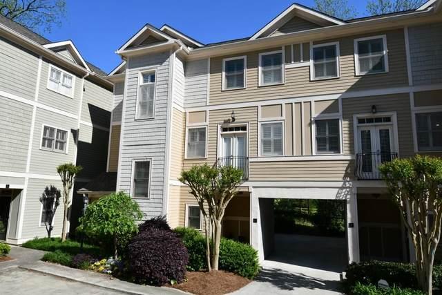 556 Moreland Avenue NE G, Atlanta, GA 30307 (MLS #6710735) :: The Heyl Group at Keller Williams