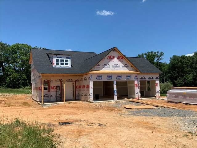 114 Burnt Hickory Lane SE, Calhoun, GA 30701 (MLS #6710802) :: Good Living Real Estate