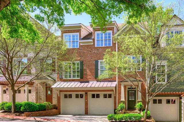 2419 Saint Davids Square NW #15, Kennesaw, GA 30152 (MLS #6710811) :: Kennesaw Life Real Estate
