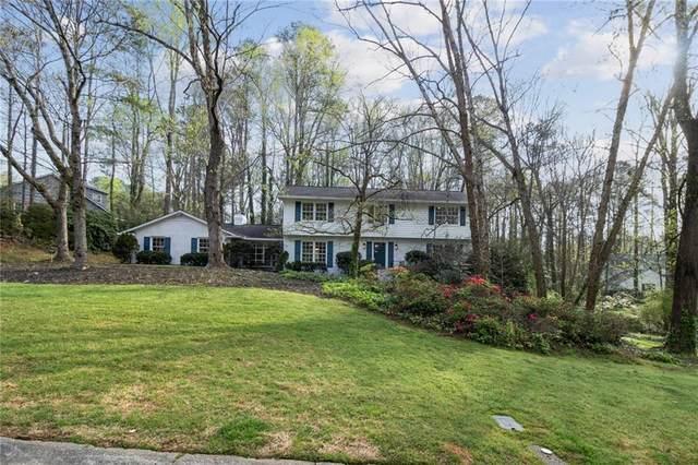7435 Twin Branch Road, Atlanta, GA 30328 (MLS #6710927) :: North Atlanta Home Team