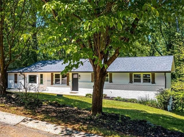 365 Concord Woods Drive SE, Smyrna, GA 30082 (MLS #6711009) :: North Atlanta Home Team