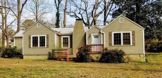 6740 Marsh Avenue, Lithia Springs, GA 30122 (MLS #6711093) :: North Atlanta Home Team