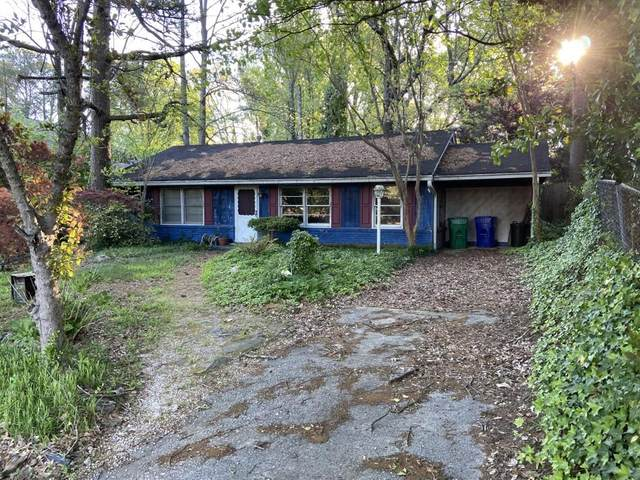 2599 Skyland Drive, Atlanta, GA 30319 (MLS #6711273) :: The Zac Team @ RE/MAX Metro Atlanta