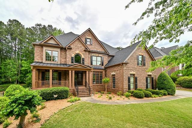 1616 Fernstone Drive, Acworth, GA 30101 (MLS #6711334) :: The Realty Queen & Team