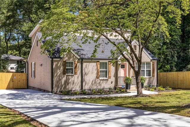 2678 Northview Avenue, Decatur, GA 30032 (MLS #6711423) :: The Zac Team @ RE/MAX Metro Atlanta