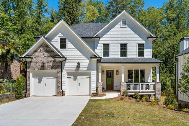 1554 Milowyn Place NE, Brookhaven, GA 30319 (MLS #6711472) :: The Zac Team @ RE/MAX Metro Atlanta