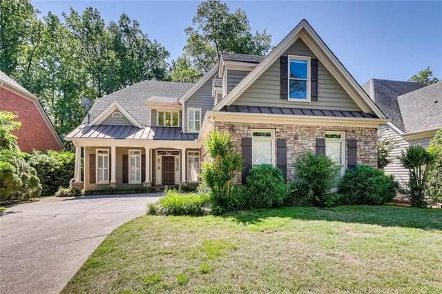 2262 Lenox Ridge Court NE, Brookhaven, GA 30319 (MLS #6711473) :: RE/MAX Paramount Properties