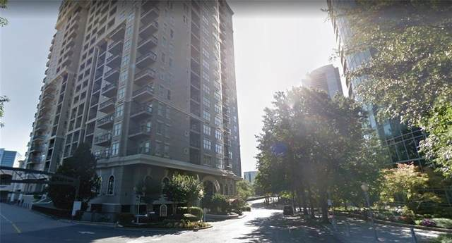 3334 Peachtree Road NE #1710, Atlanta, GA 30326 (MLS #6711486) :: The Zac Team @ RE/MAX Metro Atlanta