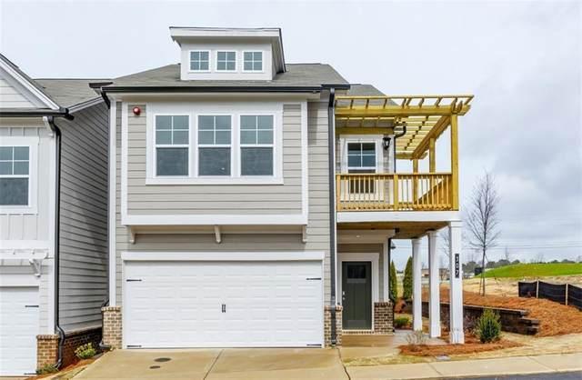 307 Hayden Circle, Woodstock, GA 30189 (MLS #6711685) :: Good Living Real Estate