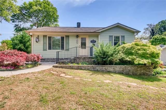 960 Dell Avenue SE, Smyrna, GA 30080 (MLS #6711840) :: North Atlanta Home Team