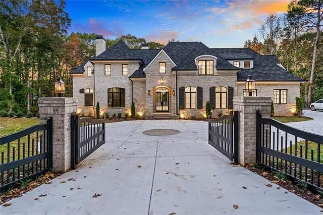 3995 Randall Mill Road NW, Atlanta, GA 30327 (MLS #6711945) :: North Atlanta Home Team