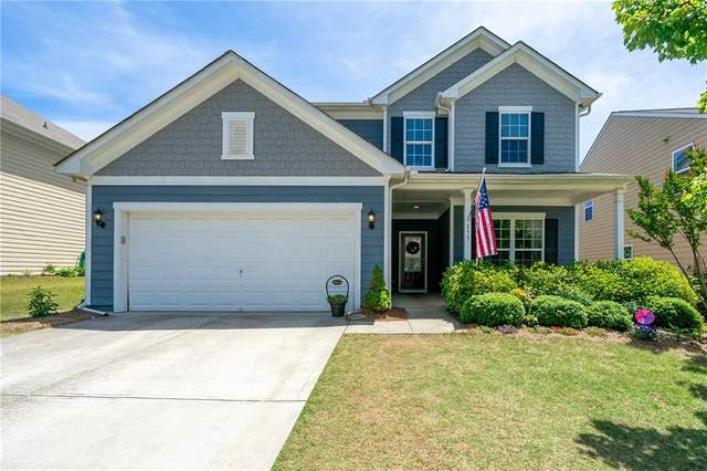 355 Ridgewood Trail, Canton, GA 30115 (MLS #6711980) :: The Zac Team @ RE/MAX Metro Atlanta