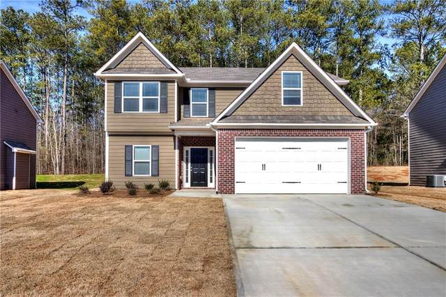 57 Chimney Springs Drive SW, Cartersville, GA 30120 (MLS #6712200) :: Thomas Ramon Realty