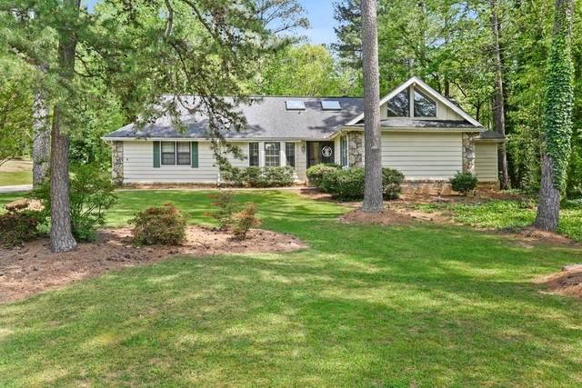 560 Ridgewater Drive, Marietta, GA 30068 (MLS #6712248) :: Thomas Ramon Realty