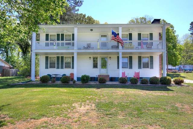 32 Baker Road SE, Cartersville, GA 30121 (MLS #6712270) :: RE/MAX Prestige