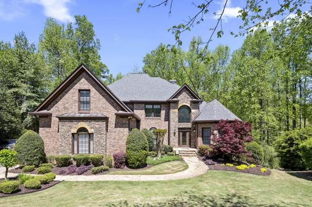 14545 Eighteenth Fairway, Alpharetta, GA 30004 (MLS #6712332) :: The Zac Team @ RE/MAX Metro Atlanta