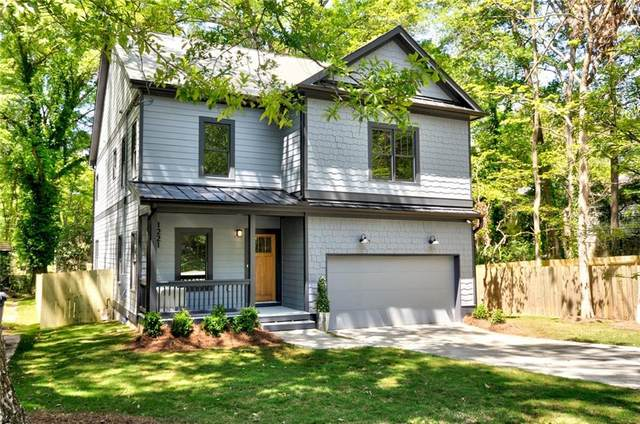 1221 Graymont Street SW, Atlanta, GA 30310 (MLS #6712452) :: The Butler/Swayne Team