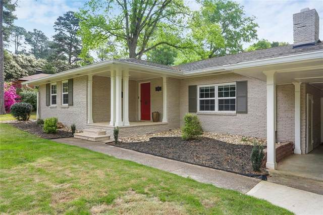 3143 Wiltshire Drive, Avondale Estates, GA 30002 (MLS #6712525) :: The Heyl Group at Keller Williams