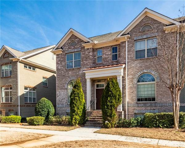 10808 Ellicot Way, Alpharetta, GA 30022 (MLS #6712542) :: Charlie Ballard Real Estate