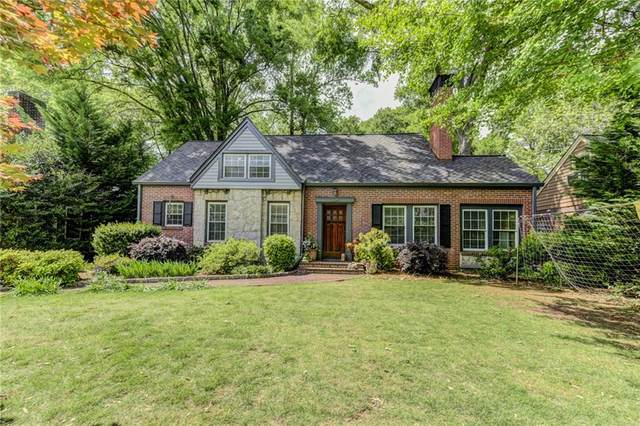 204 Heatherdown Road, Decatur, GA 30030 (MLS #6712544) :: The Butler/Swayne Team