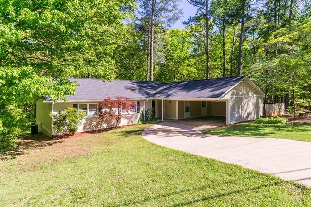 5305 Pilgrim Point Road, Cumming, GA 30041 (MLS #6712644) :: North Atlanta Home Team