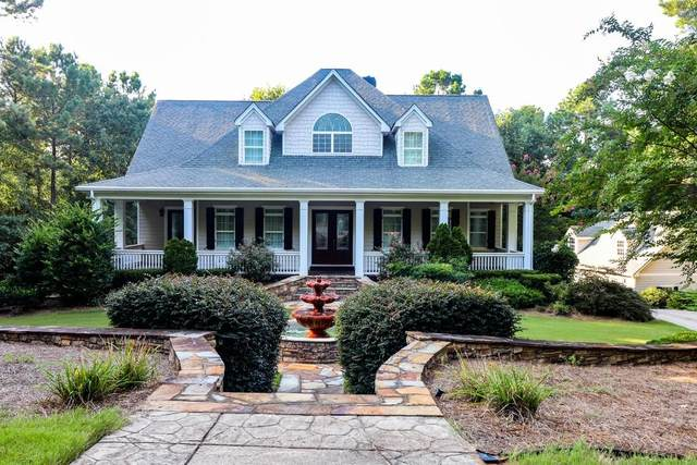 447 Jackson Lake Inn Road, Jackson, GA 30233 (MLS #6712784) :: North Atlanta Home Team