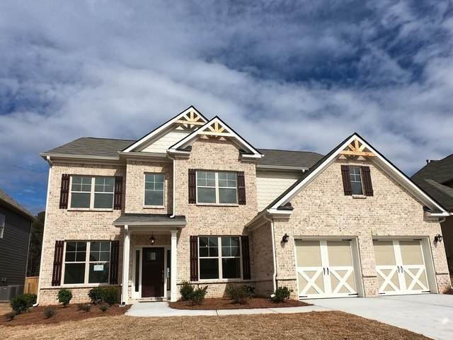 177 Crestbrook Lane, Dallas, GA 30157 (MLS #6712803) :: Thomas Ramon Realty