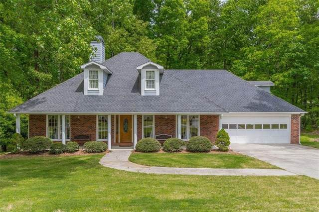 1205 Fontainebleau Court, Lawrenceville, GA 30043 (MLS #6712880) :: North Atlanta Home Team