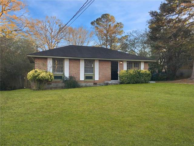 279 Essex Drive, Jonesboro, GA 30238 (MLS #6712977) :: The Zac Team @ RE/MAX Metro Atlanta