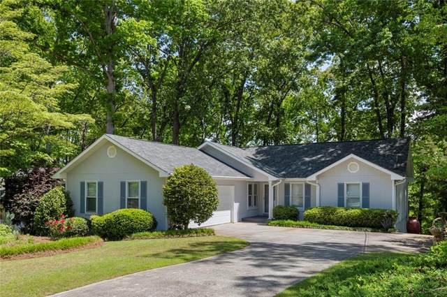 520 Arrowhead Drive, Lavonia, GA 30553 (MLS #6712978) :: North Atlanta Home Team