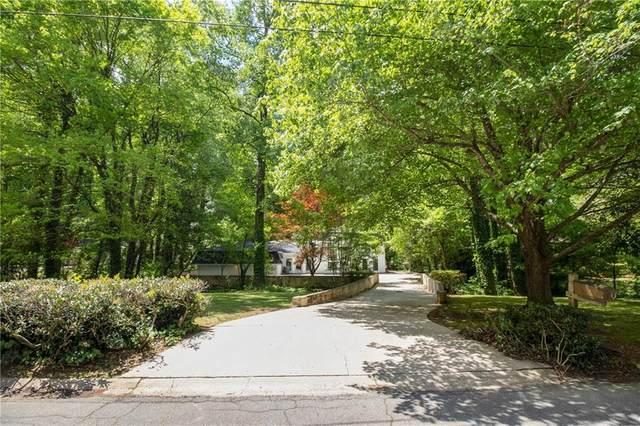 1183 Warrenhall Lane NE, Brookhaven, GA 30319 (MLS #6713042) :: RE/MAX Prestige