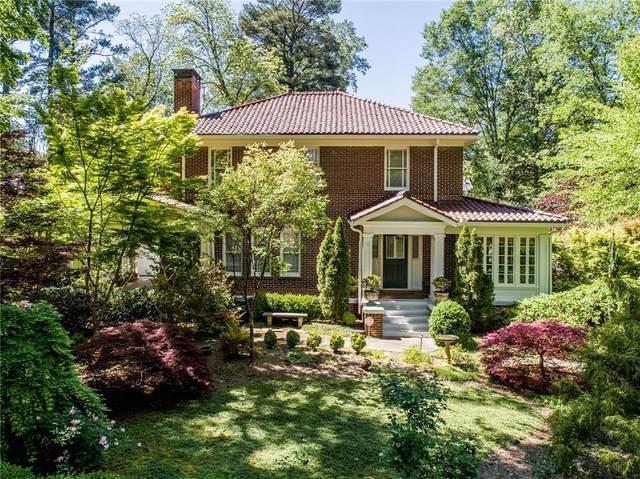 1170 Oakdale Road NE, Atlanta, GA 30307 (MLS #6713455) :: Kennesaw Life Real Estate