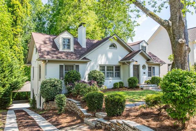 2083 Rugby Avenue, College Park, GA 30337 (MLS #6713480) :: The Butler/Swayne Team