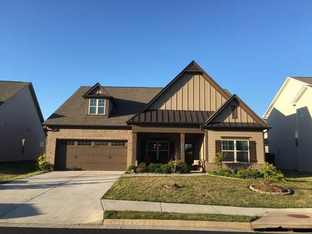4434 Big Rock Ridge Trail SW, Gainesville, GA 30504 (MLS #6713634) :: The Heyl Group at Keller Williams
