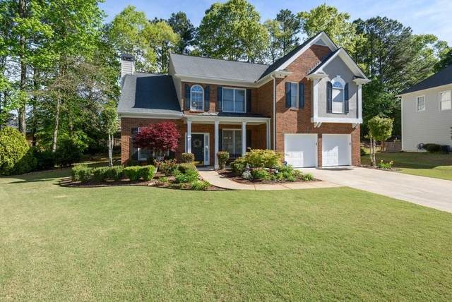12950 Meridian Crossing, Alpharetta, GA 30005 (MLS #6713652) :: North Atlanta Home Team