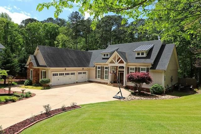 405 Cottonwood Drive, Woodstock, GA 30189 (MLS #6713814) :: The Butler/Swayne Team