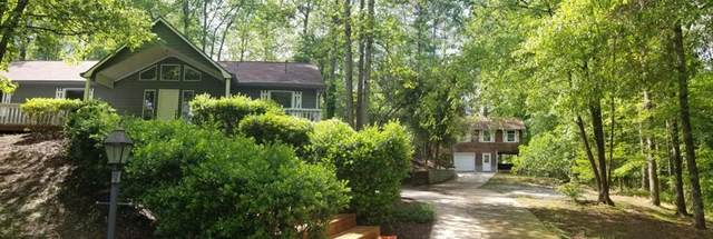 5519 Deer Run Drive SW, Conyers, GA 30094 (MLS #6713883) :: The Heyl Group at Keller Williams