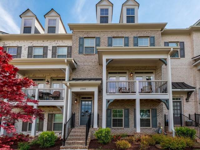 2305 Fullers Alley, Kennesaw, GA 30144 (MLS #6713897) :: Kennesaw Life Real Estate