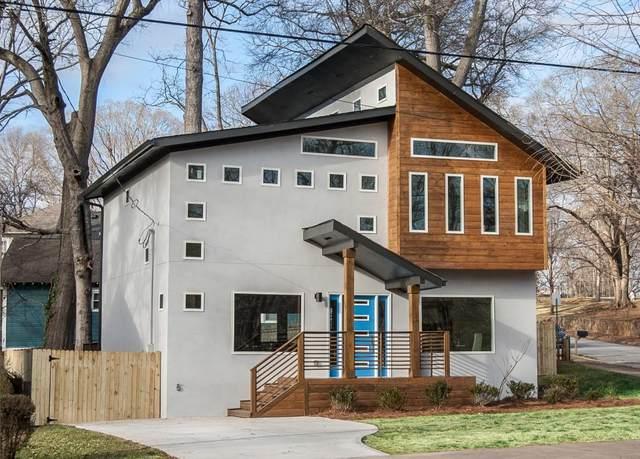 1520 Woodbine Avenue, Atlanta, GA 30317 (MLS #6713949) :: North Atlanta Home Team