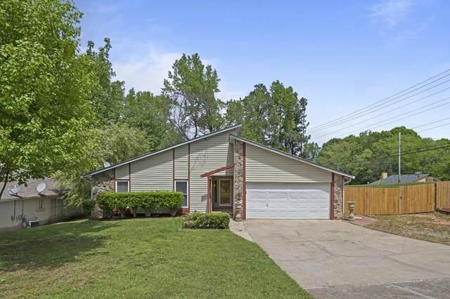 2501 Wildflower Lane, Lawrenceville, GA 30044 (MLS #6713958) :: Vicki Dyer Real Estate