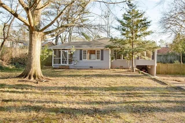 1412 Dorothy Drive, Decatur, GA 30030 (MLS #6714162) :: AlpharettaZen Expert Home Advisors