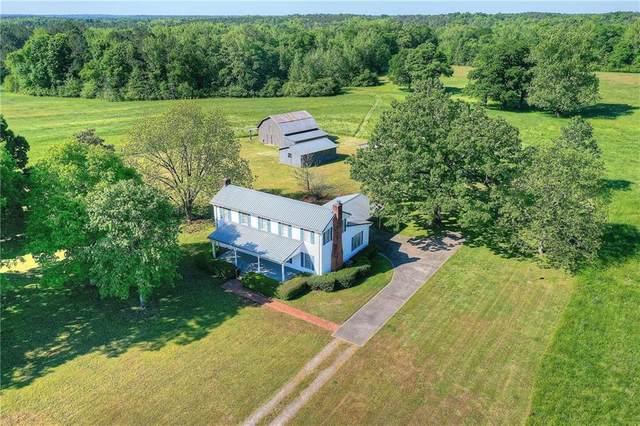 1220 Old Mill Road, Rutledge, GA 30663 (MLS #6714170) :: RE/MAX Prestige